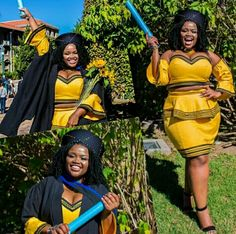 Graduation African Traditional Dresses, Traditional Wedding Dresses, Traditional Fashion, Traditional Outfits, Prom Dresses Long With Sleeves, Simple Dresses, African Wear, African Dress, African Fashion Dresses