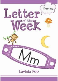 Letter of the WeekPhonics Alphabet Letter of the Week M ****Phonics Letter of the Week MEGA BUNDLE is now available for purchase!****I have made this Phonics Letter of the Week unit to address the Kindergarten (Prep) level of learning. The contents of this packet provide teachers with a variety of games, activities and worksheets to help teach correct letter formation, written letter identification and recognition of initial letter sound.My aim when creating this book was to provide a unit…