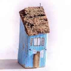 Driftwood house, petit house