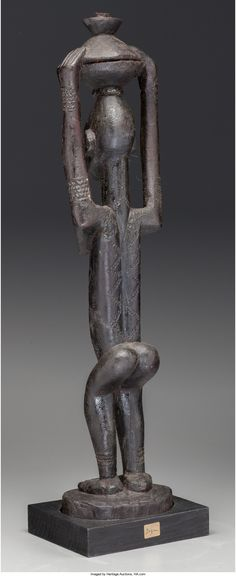 Sotheby's, Important Tribal Art, May 5, 1997 lot 104 Ex-Collection: Anni and Ernst Winizki, Zurich Gallery Wyss, Basel, 1960