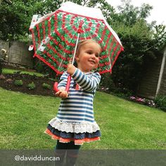 Repost from @davidduncan using @RepostRegramApp - Lucky I have a brolly
