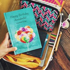 A birthday gift they'll love forever! Create your own personalized gift book that lists all the reasons why you love someone