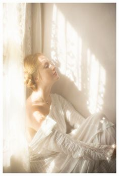 A woman's soul has a window of opportunities in God.