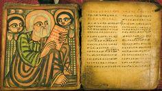 Ethiopian Manuscripts | Jasa Review