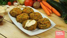 Babeczki warzywne z piekarnika - FIT OBIAD Kobieceinspiracje.pl Fit, Ethnic Recipes