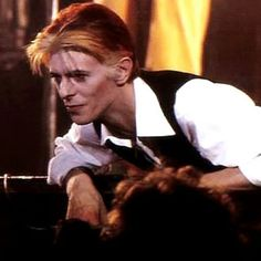 """Come here darling, kiss me"" ( Disney Marvel, David Bowie Pictures, David Bowie Starman, The Thin White Duke, Major Tom, Ziggy Stardust, Why People, David Jones, Your Music"