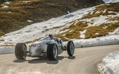 The Grossglockner Grand Prix: Historic Hillclimbing In The Austrian Alps