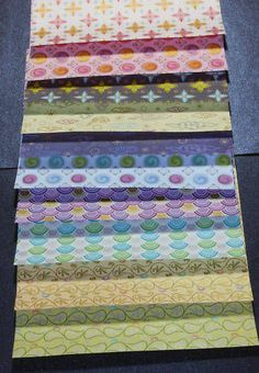 20 Sheets of 6 Origami Paper 10 Patterns DualSided by Foldthepaper, $3.99