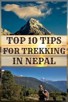 Are you considering trekking in Nepal? Having recently returned from an incredible trekking adventure to Annapurna Basecamp, I have gathered 10 Best Nepal trekking tips for complete beginners. Travel Guides, Travel Tips, Travel Destinations, Hiking Tips, Camping And Hiking, Sri Lanka, Estonia Travel, Nepal Trekking, China Travel