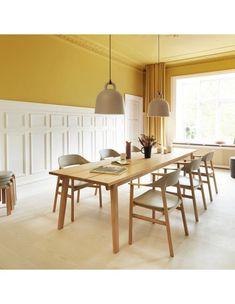 simiglighting.pl|Bell Pendant Lamp Magazin Design, Modern Dining Table, Dining Area, Dining Room, Design Studio, Lund, Scandinavian Design, House Colors, Decoration