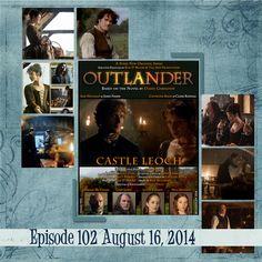 #Outlander episode 102 - Scrapbook.com