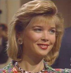 I LOVE LUCCI VIDCAPS - 1986.  Nina Cortlandt Warner (Taylor Miller)