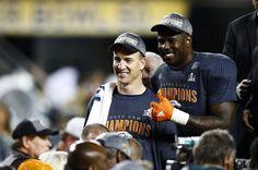 Von Miller thanks Manning