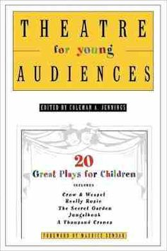 ArtReach's A THOUSAND CRANES is featured in 20 Great Plays for Children!
