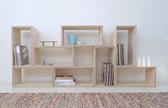 Shelving by Raw Edge Furniture