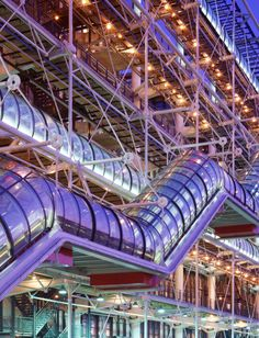 A visit to the revolutionary—and hugely popular—Centre Pompidou is always worth your while.
