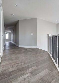 Vinyl Plank Flooring In Basement . Vinyl Plank Flooring In Basement . Barndominium, Home Renovation, Home Remodeling, Living Room Renovation Ideas, Basement Renovations, Kitchen Remodeling, Grey Laminate Flooring, Grey Hardwood Floors, Modern Wood Floors