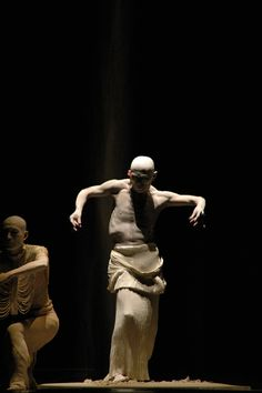 Witches - Check out video on Butoh dance / Unetsu for Choregoraphy