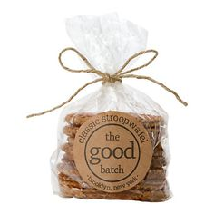 _ the good batch. simple packaging. gift idea _