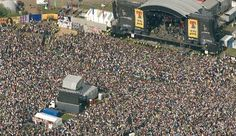 T In The Park, Kinross - Scotland