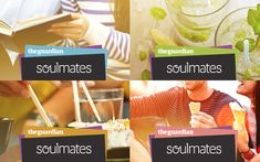 New Logo and Identity for Guardian Soulmates by MultiAdaptor