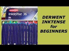 Inktense the hidden truth. Inktense claims finally tested. - YouTube