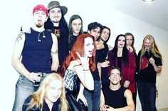 Old but gold #simonesimons #epica #tarjaturunen #nightwish #tarja #smoonstyle #markjansen #hair #redhead