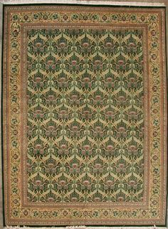 Cool Craftsman period rug