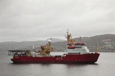 HMS Protector Ice Patrol Vessel Coated With Ecospeed | Maritime news | VesselFinder
