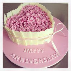 Sunny Girl Cakes: February 2013