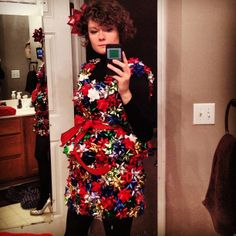 My thrifty chic diy ugly christmas sweaters abby christine hooper my thrifty chic diy ugly christmas sweaters abby christine hooper you ready to make one happy holidays pinterest ugliest christmas sweaters solutioingenieria Image collections