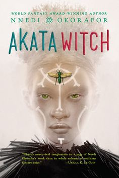 "Read ""Akata Witch"" by Nnedi Okorafor available from Rakuten Kobo. Affectionately dubbed ""the Nigerian Harry Potter,"" Akata Witch weaves together a heart-pounding tale of magic, mystery, . Best Fantasy Novels, Fantasy Books, Fantasy Series, Fantasy Authors, Ya Books, Good Books, Books To Read, Amazing Books, Rick Riordan"