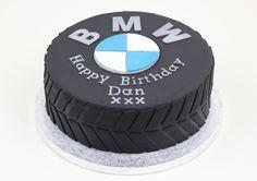 BMW-Tyre-Cake