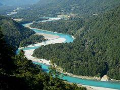 Río Puelo     Chile
