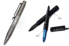 DNA Capturing Pens | 10 Badass Spy Gadgets That Are Almost Too Cool To Believe