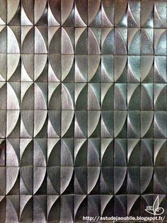 Habillages décoratifs de façades - OCE - Sculptura Panels...