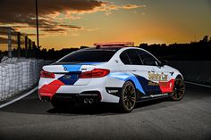BMW M5 Competition Confirmed For 2018, Latest Safety Car Hints At Production Model | Carscoops