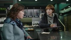 Healer ep 14 - no, not Bong Soo's mom, but the lady with the address of the super secret hideout
