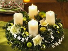 Creative Candle Decorating Ideas for Christmas