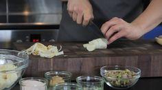 Raw Parsnip Rice - The Raw Chef