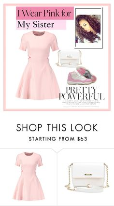 """For My Sister"" by kendallbynature ❤ liked on Polyvore featuring Elizabeth and James and IWearPinkFor"