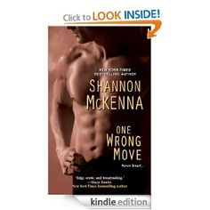 One Wrong Move (McClouds & Friends) eBook: Shannon McKenna: Kindle Store
