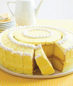 The Very Best Vanilla Cake Recipe