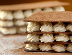 Mil-folhas de chocolate - Receitas - GNT