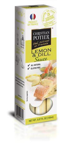 Lemon and Dill Sauce