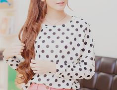Pretty polka dots!