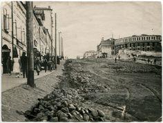 Улица Ленина в 1930-е годы