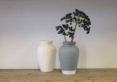 Vintage Virol vase in porcelain.