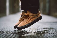 """size? and Vans Old Skool """"Winterized"""" Pack"""
