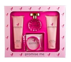 PROMISE ME For Women Gift Set By PROMISE ME by PROMISE ME. $14.99. PROMISE ME For Women Gift Set By PROMISE ME. Save 63%!